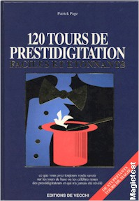 120 tours de prestidigitation